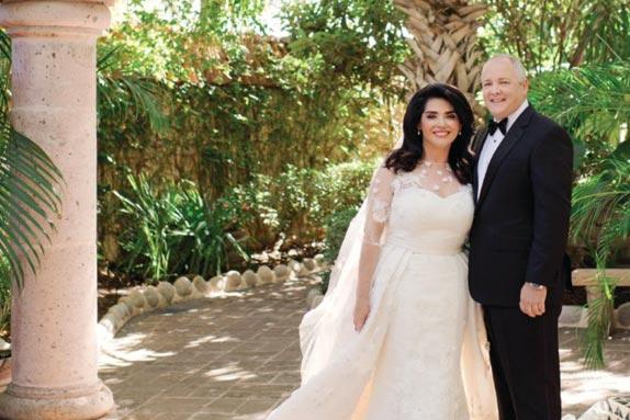 360 West Magazine Real Weddings